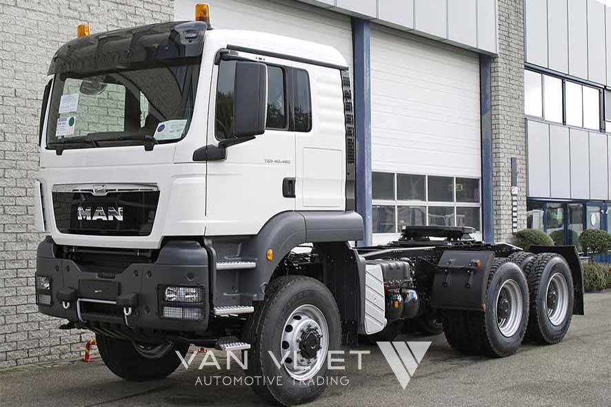 MAN TGS 40.480 BBS-WW 6X6 TRACTOR HEAD