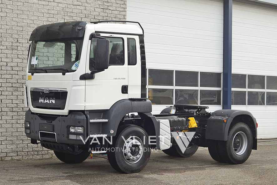 MAN TGS 19.400 BBS-WW 4X2 TRACTOR HEAD