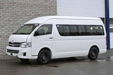 Toyota HIACE HIGH ROOF