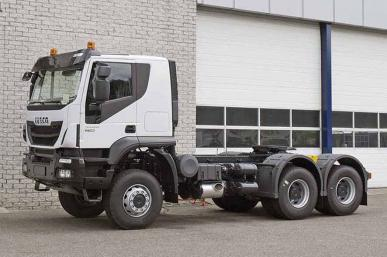 IVECO TRAKKER AT720T42WTH 6X6 TRACTOR HEAD