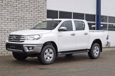 TOYOTA HILUX PUDC AT