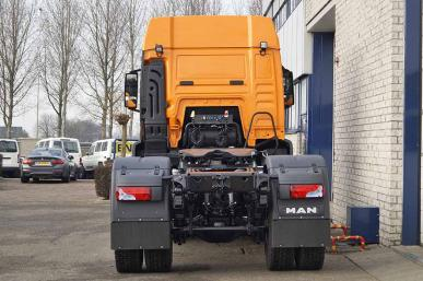 MAN TGS 19.440 BBS-WW LX 4X2 TRACTOR HEAD