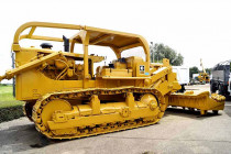 CATERPILLAR D9G TRACKED DOZER