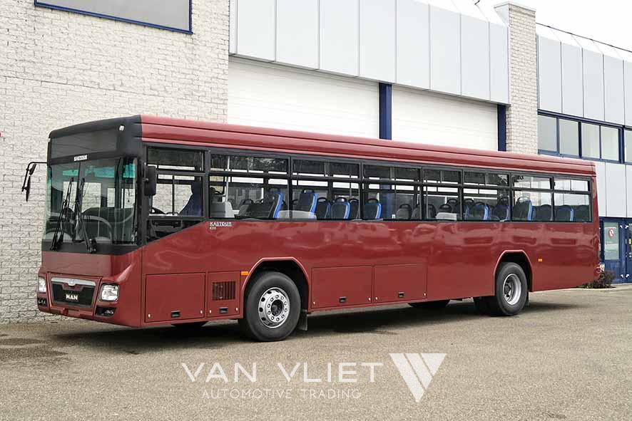MAN CLA K315 4X2 CITY BUS 40 SEATS + 60 STANDING PLACES