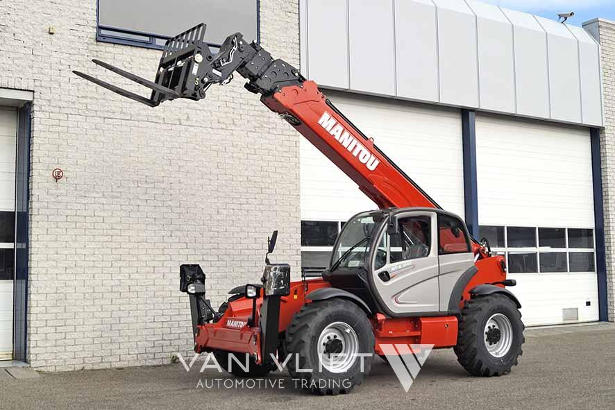 MANITOU MT-X 1840 4X4 HIGH REACH FORKLIFT
