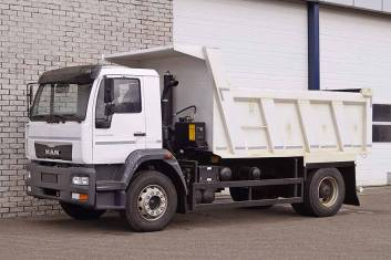 MAN CLA 20.280 BB 4X2 TIPPER TRUCK