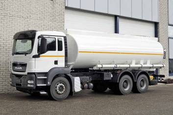 MAN TGS 33.360 BB-WW ADR 6X4 FUEL TANKER