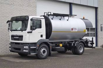 MAN TGM 18.240 BB 4X2 BITUMEN SPRAYER