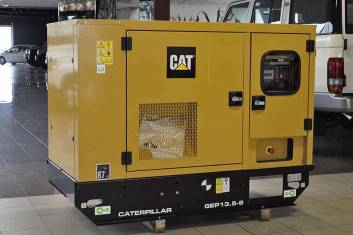CATERPILLAR GEP 13.5-6-50HZ