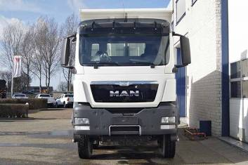 MAN TGS 41.480 BB-WW 8X4 TIPPER TRUCK