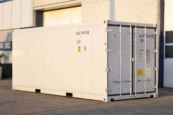 CIMC REEFER CONTAINER 20'