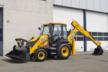 JCB 3CX ECO 4X4 BACKHOE LOADER