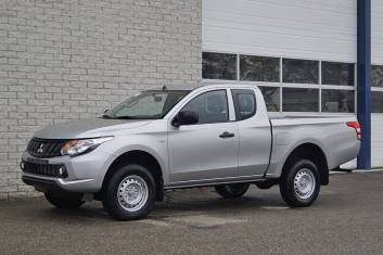 MITSUBISHI L200 DI-D SINGLE CAB PICK UP