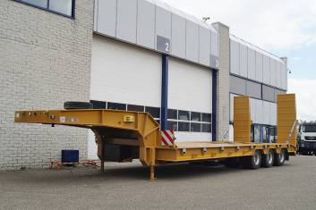 INVEPE SRPM 3LBS 120 TON LOWBED TRAILER