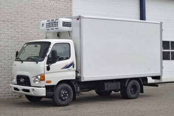 HYUNDAI HD65 4X2 REFRIGERATED TRUCK