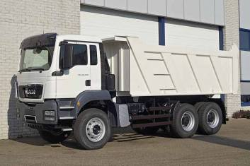MAN TGS 40.400 BB-WW 6X4 TIPPER TRUCK