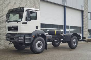 MAN TGM 18.330 BB CHASSIS CABIN