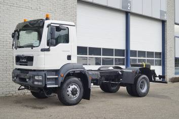 MAN TGM 18.240 BB CHASSIS CABIN