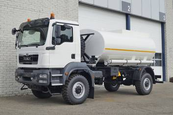 MAN TGM 18.240 BB FUEL TANK TRUCK