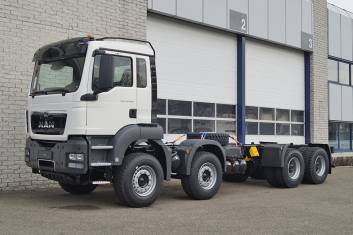 MAN TGS 41.400 BB-WW CHASSIS CABIN