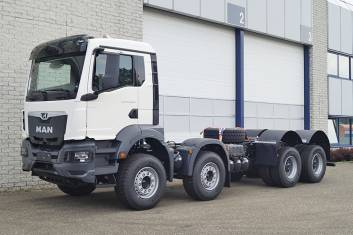 MAN TGS 41.440 BB CH 3200mm CHASSIS CABIN