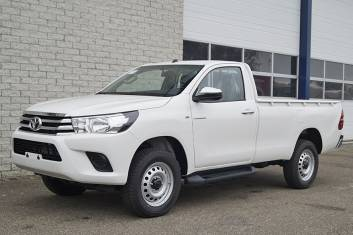 TOYOTA HILUX 2.4TD SC DLX SINGLE CAB PICK UP